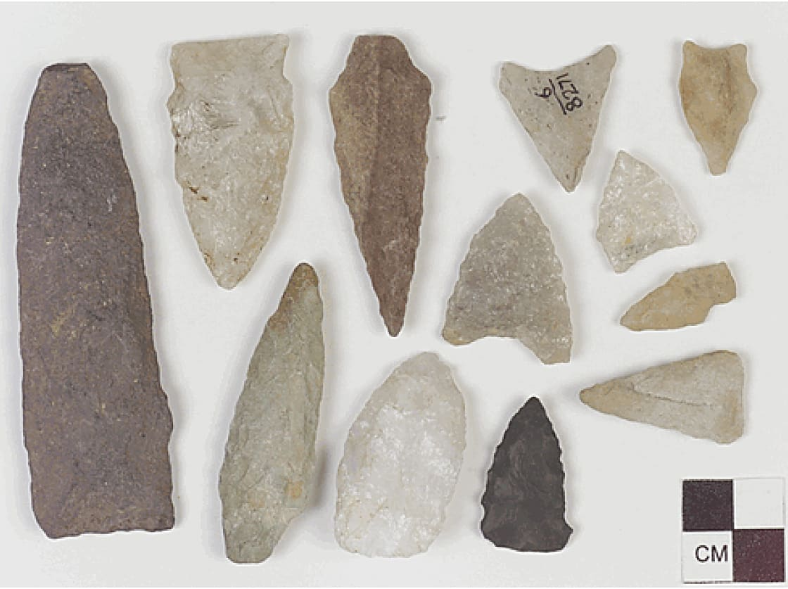068271.000-Arrow-Points-Montauk-Area-NMAI-Smithsonian Browse by Objects Jeremy Dennis On This Site