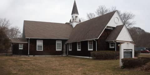 Shinnecock Presbyterian Church
