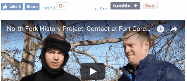 North Fork History Project Video