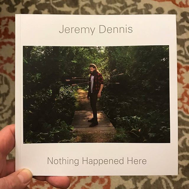 @Regranned from @matthewneilgehring -  I love opening the new catalogs when they arrive.  Join us for the opening of Jeremy Dennis - Nothing Happened Here, tomorrow Feb. 8 from 1-3PM at Flecker Gallery, SCCC. - #regrann