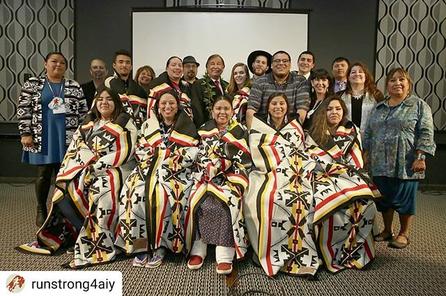 Calling all Native entrepreneurs under 30: @runstrong4aiy is giving away ten $10K Dreamstartergrants. Join the next generation of Native leaders. Apply today at http://indianyouth.org/dreamstarterPS I took this pic! 📸 #native #indigenous #americanindian #NativeAmericans #tribes