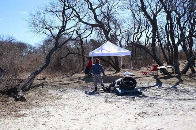 Community clean up day organized by @nickyeagleeye123