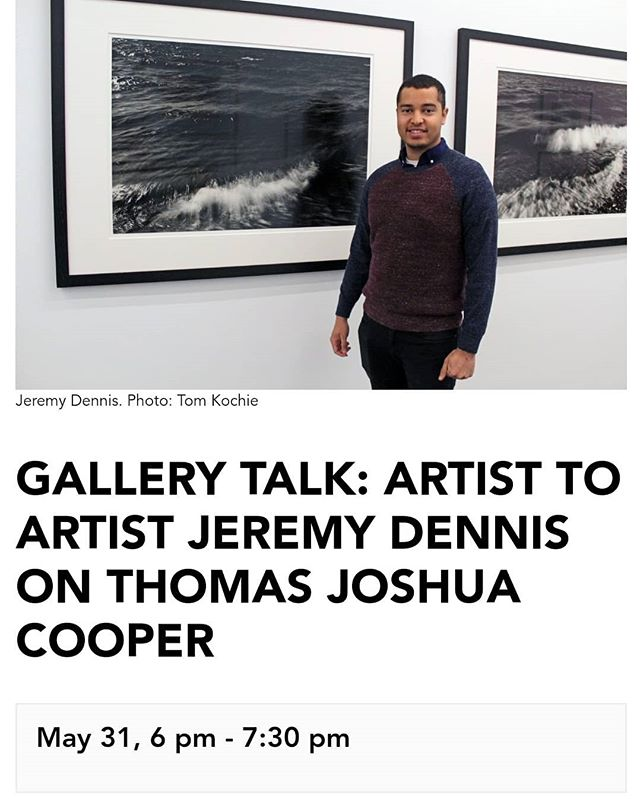 GALLERY TALK: ARTIST TO ARTIST JEREMY DENNIS ON THOMAS JOSHUA COOPERMay 31, 6 pm - 7:30 pm $12 | Free for Members, Children, and StudentsParrish Collection artist Jeremy Dennis reflects on Cooper's photographs on view in the exhibition Refuge, capturing migration, settlement, and history of the East End, including the Shinnecock Reservation. Moderated by Parrish Director Terrie Sultan.