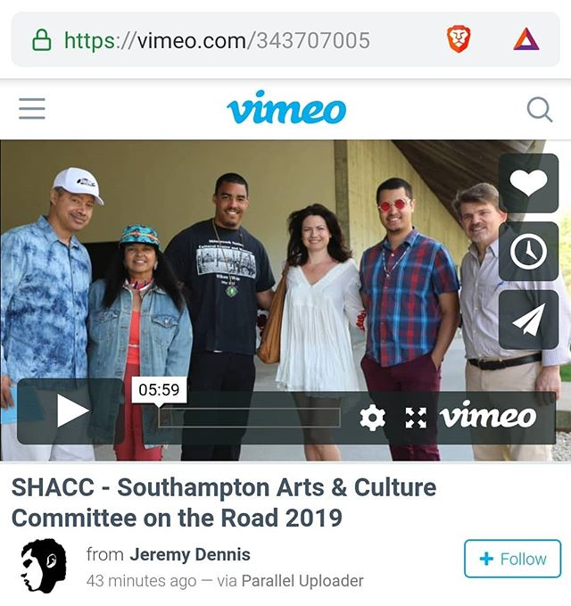Great video by Bryan Downey on the Shacc on the road 2019, check out on vimeo!